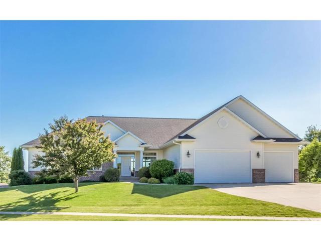 1161 James Avenue NE, Swisher, IA 52338 (MLS #1706168) :: The Graf Home Selling Team