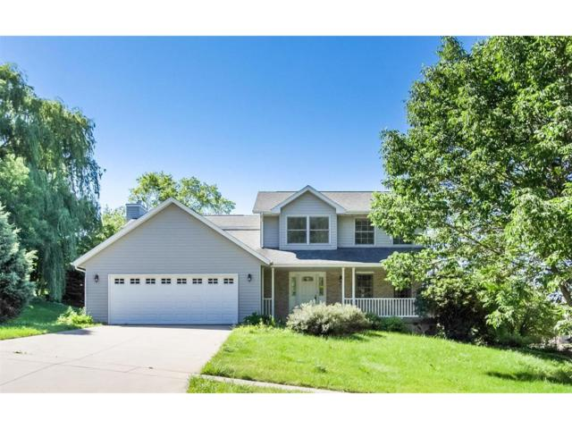 2160 Leslie Drive, Coralville, IA 52241 (MLS #1706186) :: The Graf Home Selling Team