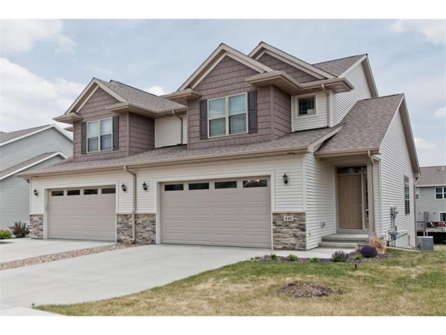 440 Watts Court, North Liberty, IA 52317 (MLS #1706298) :: The Graf Home Selling Team