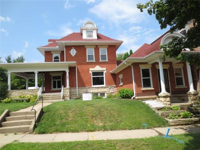 102 S Booth Street, Anamosa, IA 52205 (MLS #1706368) :: The Graf Home Selling Team