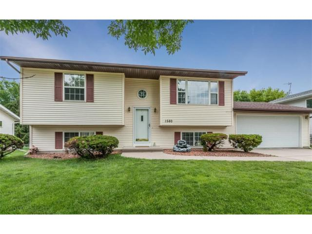 1580 Hillcrest Court, Marion, IA 52302 (MLS #1706422) :: The Graf Home Selling Team
