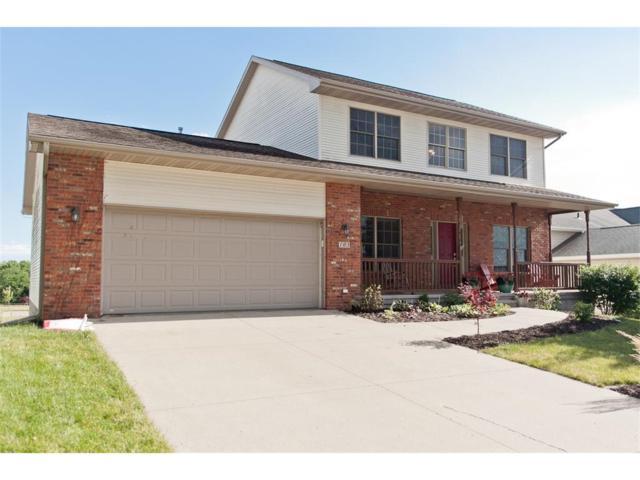 105 Windsor Road, North Liberty, IA 52317 (MLS #1706454) :: The Graf Home Selling Team