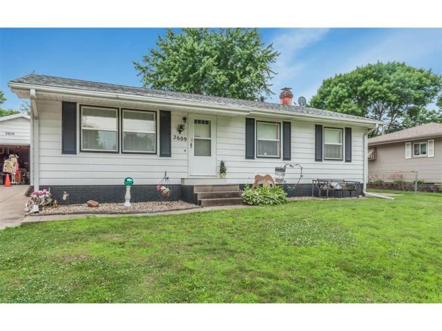 2609 Primrose Lane SW, Cedar Rapids, IA 52404 (MLS #1706465) :: The Graf Home Selling Team