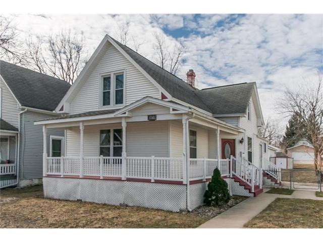 1702 C Street SW, Cedar Rapids, IA 52404 (MLS #1706469) :: The Graf Home Selling Team