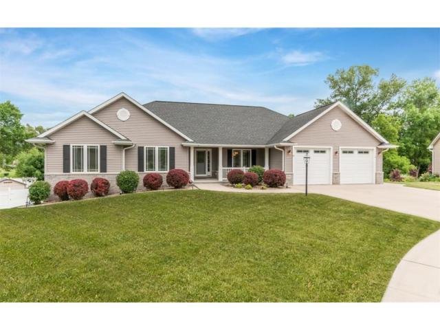 2711 Handley Court SW, Cedar Rapids, IA 52404 (MLS #1706512) :: The Graf Home Selling Team