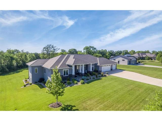 1354 Spring Ridge Court, Swisher, IA 52338 (MLS #1706552) :: The Graf Home Selling Team