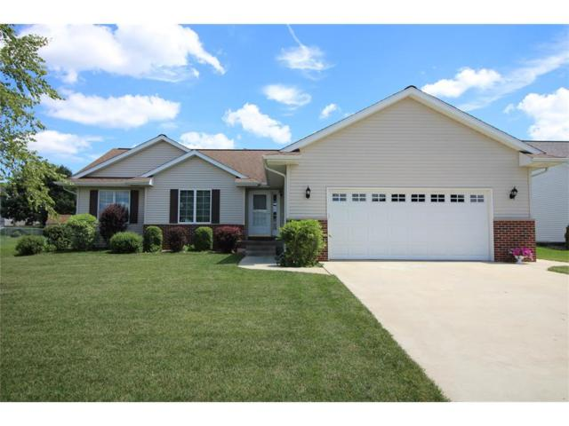 324 Crestview Drive, Center Point, IA 52213 (MLS #1707339) :: The Graf Home Selling Team
