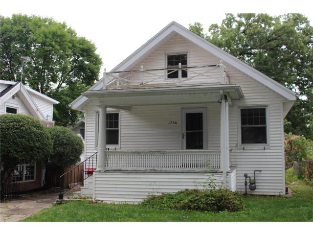 1706 8th Avenue SE, Cedar Rapids, IA 52403 (MLS #1707762) :: The Graf Home Selling Team