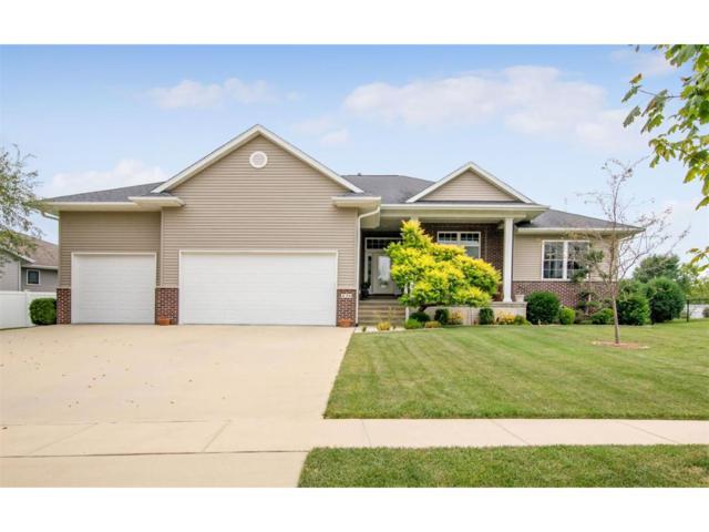 436 Wildflower Drive, Fairfax, IA 52228 (MLS #1707796) :: The Graf Home Selling Team