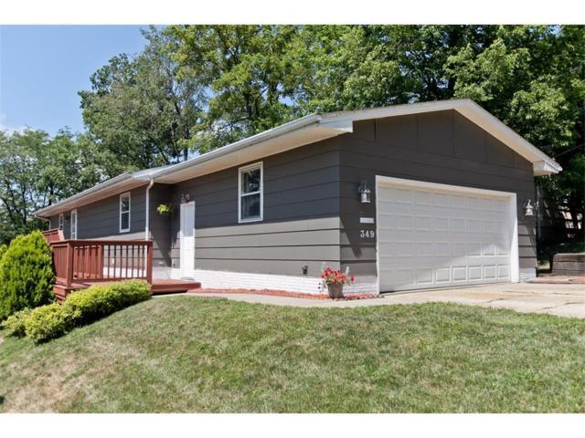 349 30th Street SE, Cedar Rapids, IA 52403 (MLS #1707801) :: The Graf Home Selling Team