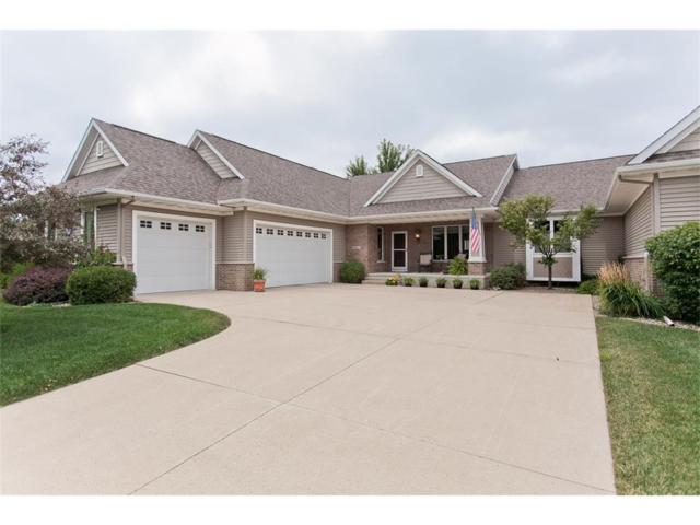4010 Red Cedar Drive NE A, Cedar Rapids, IA 52402 (MLS #1707812) :: WHY USA Eastern Iowa Realty