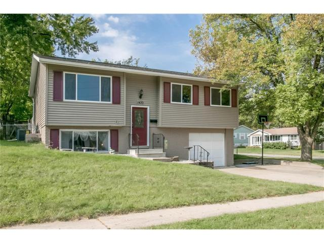 1420 Parkview Drive, Marion, IA 52302 (MLS #1708608) :: The Graf Home Selling Team