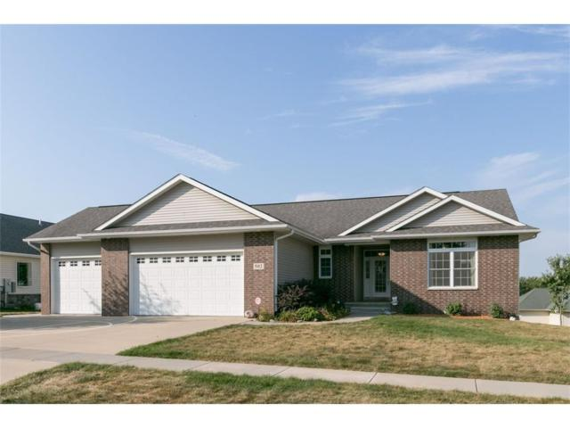 502 Whispering Willow Lane, Solon, IA 52333 (MLS #1708851) :: The Graf Home Selling Team
