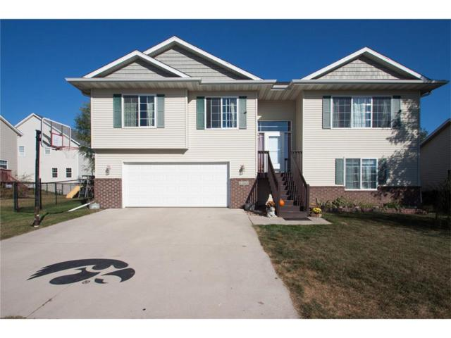 1360 Deerfield Drive, North Liberty, IA 52317 (MLS #1708938) :: The Graf Home Selling Team