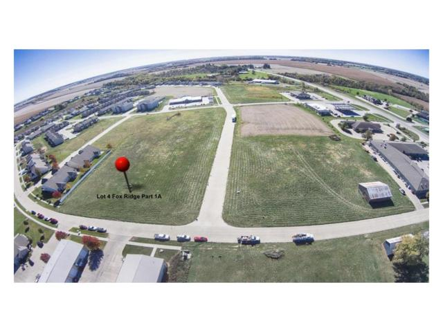 Lot 4 Fox Ridge 1A, Solon, IA 52333 (MLS #1708950) :: The Graf Home Selling Team