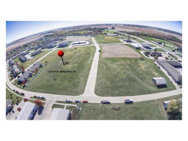 Lot 5 Fox Ridge 1A, Solon, IA 52333 (MLS #1708951) :: The Graf Home Selling Team