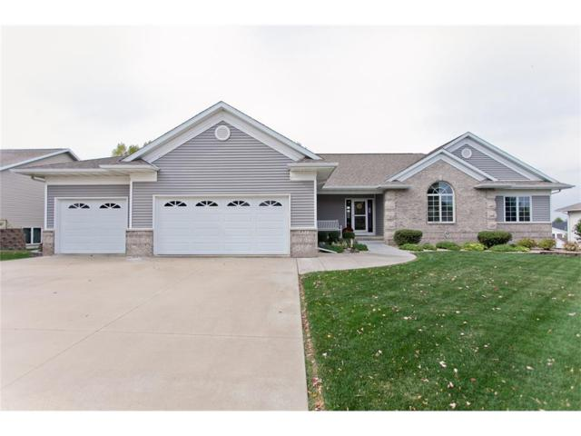 431 Sunset Drive, Fairfax, IA 52228 (MLS #1708979) :: The Graf Home Selling Team