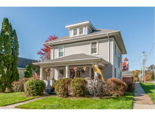 136 N Ford Street, Anamosa, IA 52205 (MLS #1709364) :: The Graf Home Selling Team