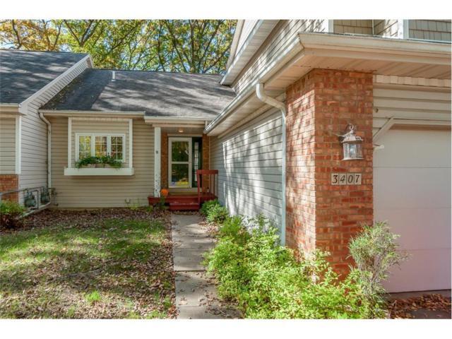 3407 Riverpointe Circle NE, Cedar Rapids, IA 52402 (MLS #1709379) :: The Graf Home Selling Team