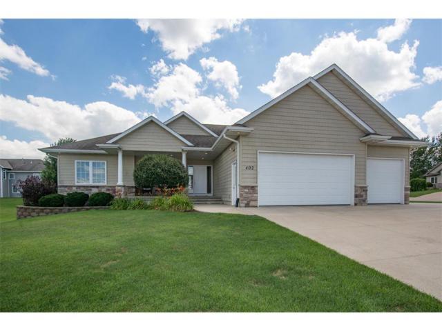 402 Wildflower Drive, Fairfax, IA 52228 (MLS #1709720) :: The Graf Home Selling Team