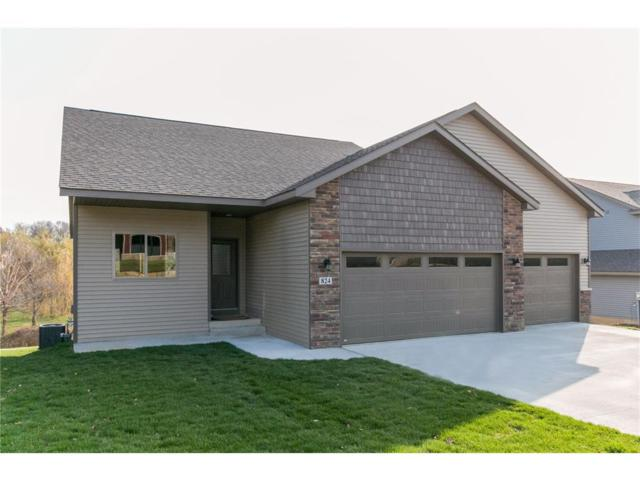 1413 Bridgewood Drive, Fairfax, IA 52228 (MLS #1709764) :: The Graf Home Selling Team