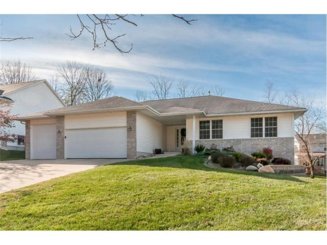 1814 Aaron Drive NW, Cedar Rapids, IA 52405 (MLS #1710043) :: The Graf Home Selling Team