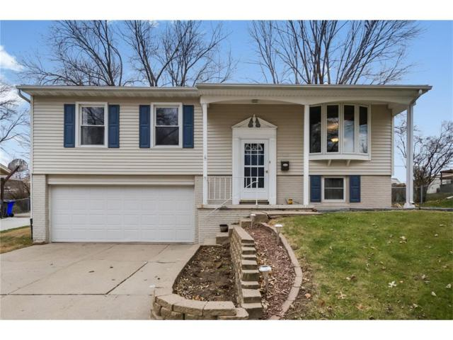 5438 Skyline Drive NW, Cedar Rapids, IA 52405 (MLS #1710123) :: The Graf Home Selling Team