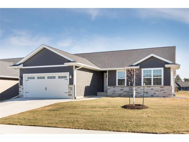 780 Paine Street, North Liberty, IA 52317 (MLS #1710160) :: The Graf Home Selling Team