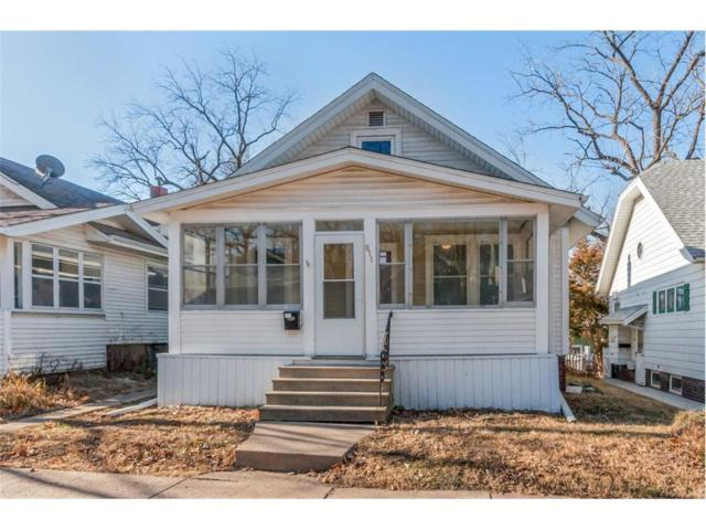 811 16th Street SE, Cedar Rapids, IA 52403 (MLS #1710218) :: The Graf Home Selling Team