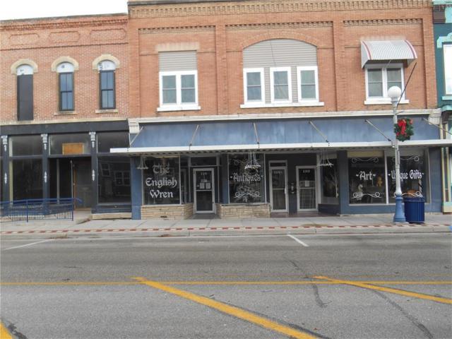 118/120 E Main Street, Anamosa, IA 52205 (MLS #1710335) :: The Graf Home Selling Team