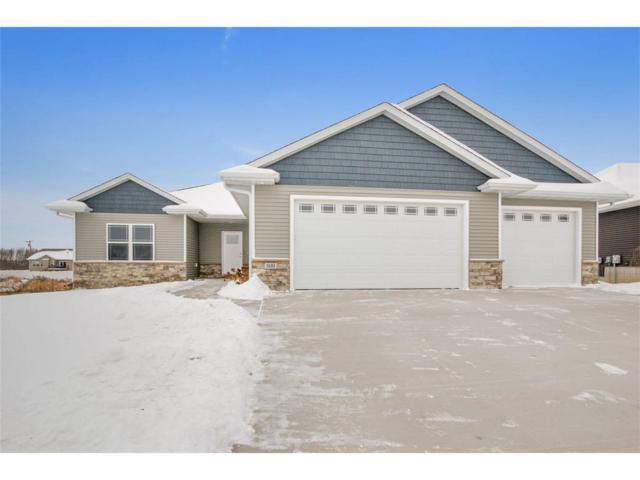 1601 Bridge Creek Court, Marion, IA 52302 (MLS #1800202) :: The Graf Home Selling Team