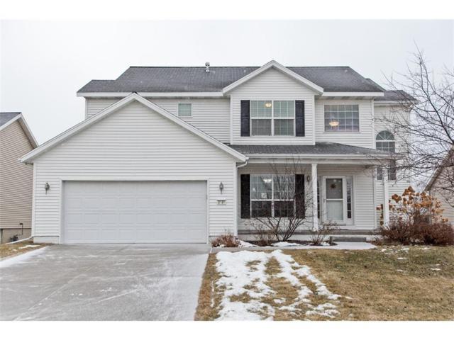 2535 Pebble Creek Drive, Marion, IA 52302 (MLS #1800255) :: The Graf Home Selling Team