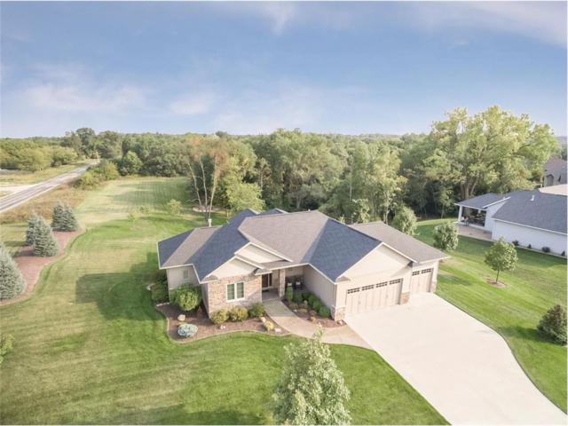 1335 Spring Ridge Court NE, Swisher, IA 52338 (MLS #1800702) :: The Graf Home Selling Team