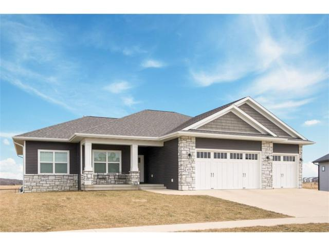 675 Penn Ridge Drive, North Liberty, IA 52317 (MLS #1800703) :: The Graf Home Selling Team