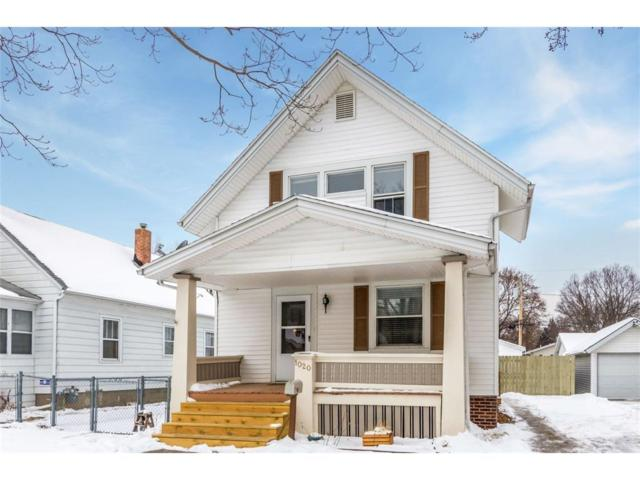 1020 G Avenue NW, Cedar Rapids, IA 52405 (MLS #1800812) :: The Graf Home Selling Team