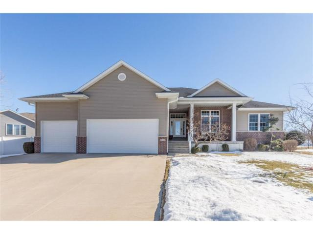 436 Wildflower Drive, Fairfax, IA 52228 (MLS #1800924) :: The Graf Home Selling Team