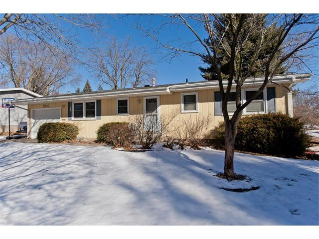 5030 Skyline Drive NW, Cedar Rapids, IA 52405 (MLS #1800935) :: The Graf Home Selling Team