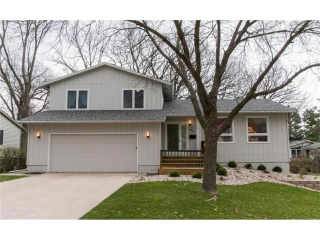 4226 Marilyn Drive NE, Cedar Rapids, IA 52402 (MLS #1800993) :: The Graf Home Selling Team