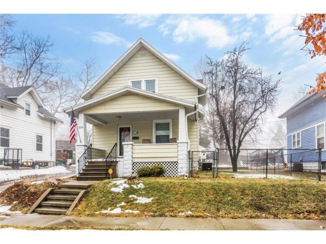 330 11th Street SW, Cedar Rapids, IA 52404 (MLS #1801073) :: The Graf Home Selling Team