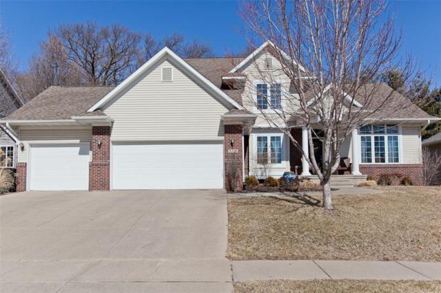5318 Oak Creek Drive NE, Cedar Rapids, IA 52411 (MLS #1801658) :: The Graf Home Selling Team
