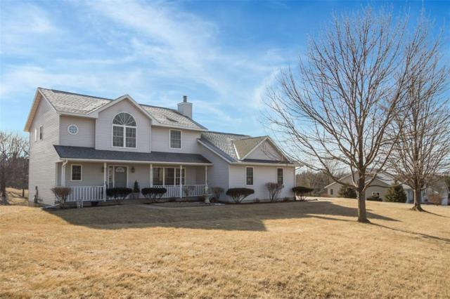 1272 Winchester Drive NE, Swisher, IA 52338 (MLS #1801676) :: The Graf Home Selling Team