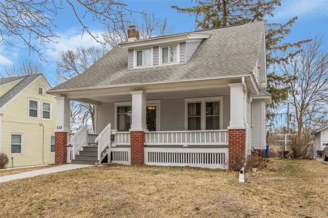 538 Forest Drive SE, Cedar Rapids, IA 52403 (MLS #1801802) :: The Graf Home Selling Team