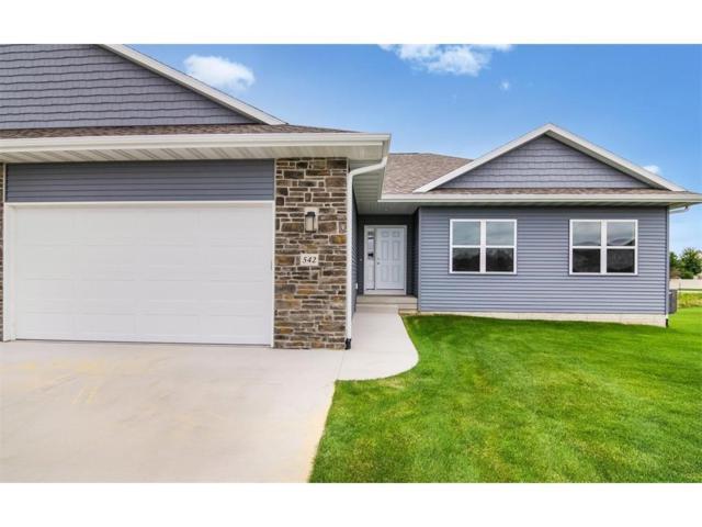 542 Meadow Oak Circle, Fairfax, IA 52228 (MLS #1801848) :: The Graf Home Selling Team