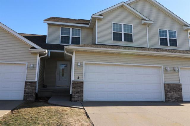 5931 Muirfield Drive SW #2, Cedar Rapids, IA 52404 (MLS #1802588) :: WHY USA Eastern Iowa Realty