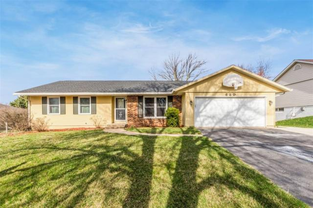 630 Bartlet Court NW, Cedar Rapids, IA 52405 (MLS #1802726) :: The Graf Home Selling Team