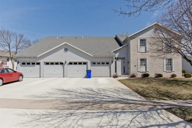 6305 Greenbrair Lane SW D, Cedar Rapids, IA 52404 (MLS #1802729) :: The Graf Home Selling Team