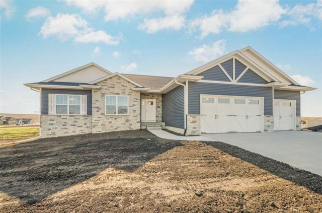 1415 Eagleview Drive, Fairfax, IA 52228 (MLS #1803250) :: The Graf Home Selling Team