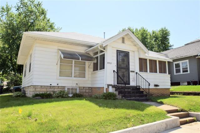 852 19th Street SE, Cedar Rapids, IA 52403 (MLS #1803377) :: WHY USA Eastern Iowa Realty