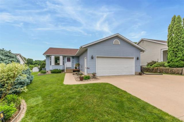 248 Alan Avenue, Swisher, IA 52338 (MLS #1803744) :: The Graf Home Selling Team