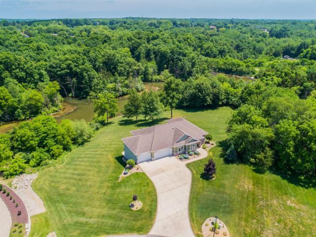 1356 Lakewoods Court NE, Swisher, IA 52338 (MLS #1804047) :: The Graf Home Selling Team